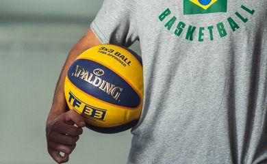 brasil, basquete 3x3, seleção