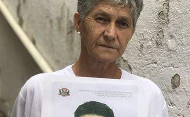 Terezinha Pinheiro Cotrim, mãe de Pedro Luiz: