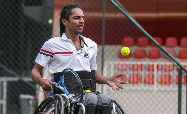 Ymanitu Silva, mesatenista paralímpico, pode representar o Brasil na Paralimpíada de Tóquio, em 2021