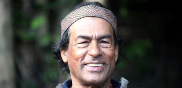 Líder indígena Ailton Krenak