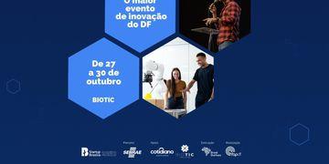 Distrito Federal recebe Brasília Innovation Week