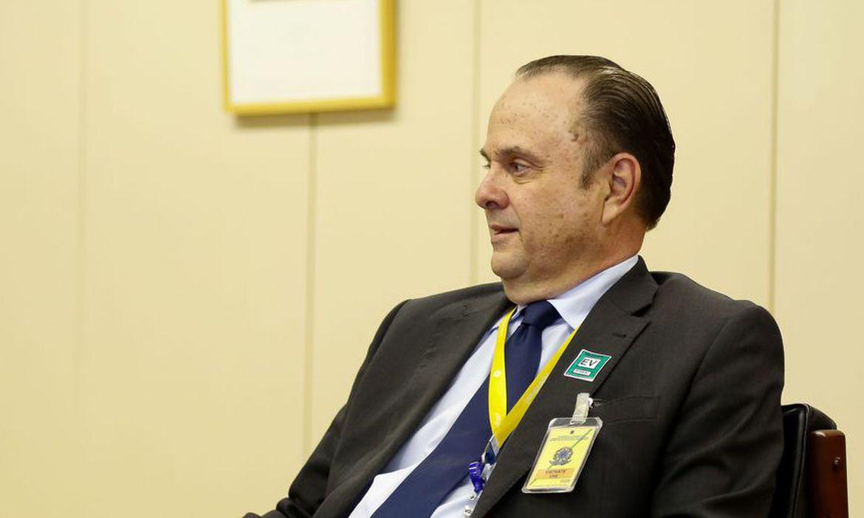 Mario Vilalva, presidente da Agência Brasileira de Promoção de Exportações e Investimentos, Apex-Brasil.