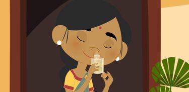 Mitti Attar é um perfume que tem cheiro de chuva