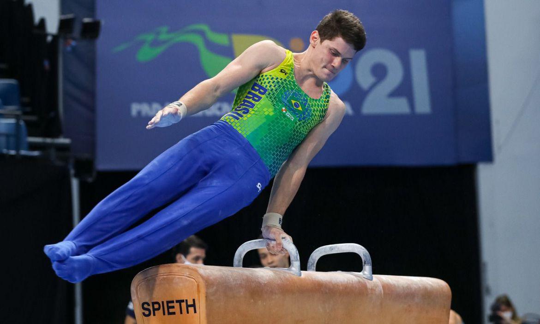 Diogo Soares, ginástica artística, olimpíada, tóquio 2020, jogos de tóquio