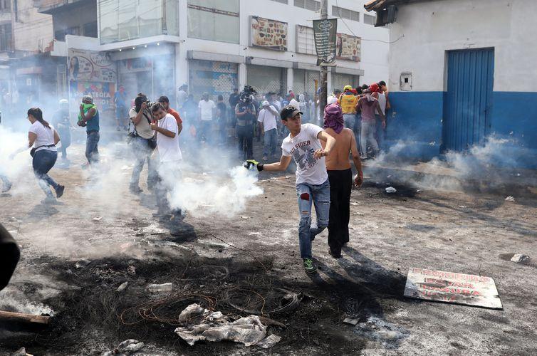 Ajuda humanitária para a Venezuela