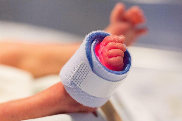 A prematuridade é uma das principais causas de morte de bebês