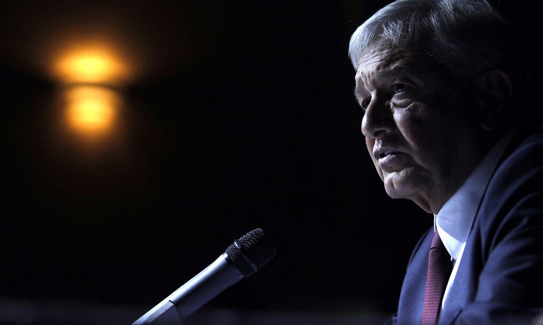 Andrés Manuel López Obrador, presidente eleito do México