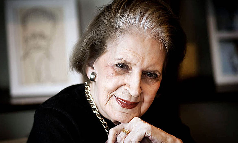 Lygia Fagundes Telles foi indicada para concorrer ao Prêmio Nobel de Literatura