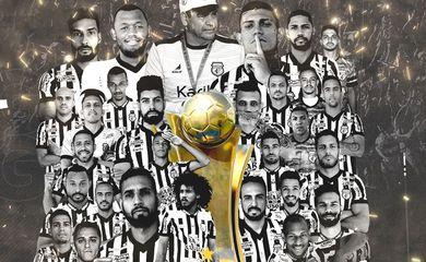 Treze, camepão 2020 campeonato paraibano