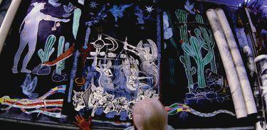 O Milagre de Santa Luzia apresenta a obra de Francisco de Almeida