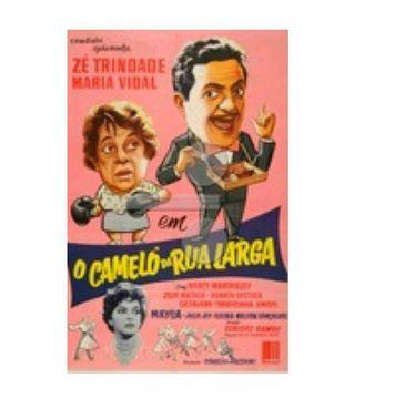 """Clássico """"O Camelô da Rua Larga"""", de 1958, em cartaz no Cine Retrô"""