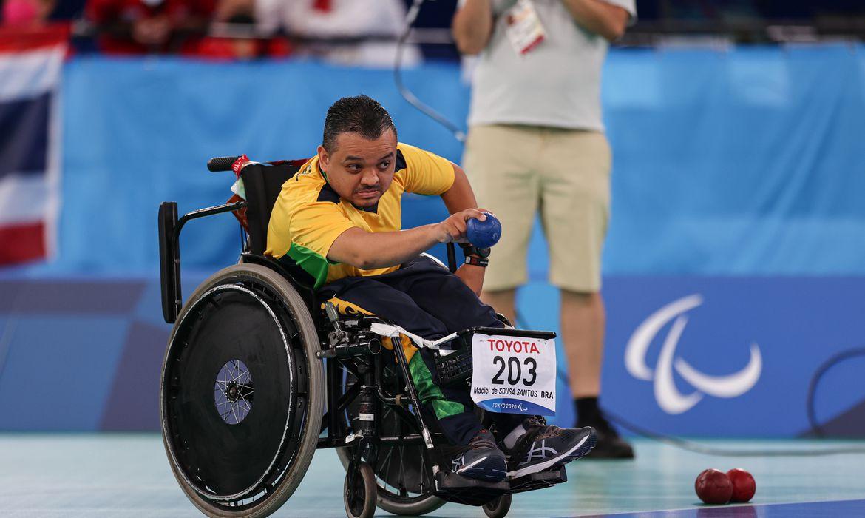 Maciel Santos, Bocha, tóquio 2020, paralimpíada