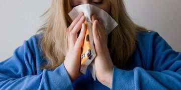 Alergias e doenças respiratórias durante o outono e a covid-19