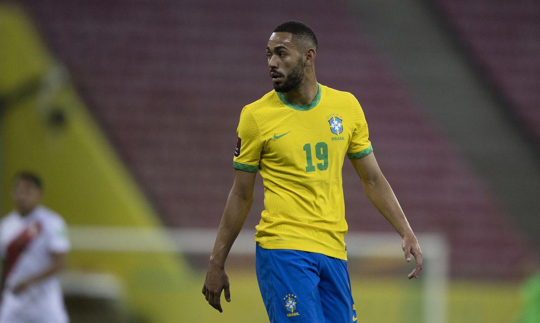 Matheus Cunha - seleção brasileira masculina de futebol