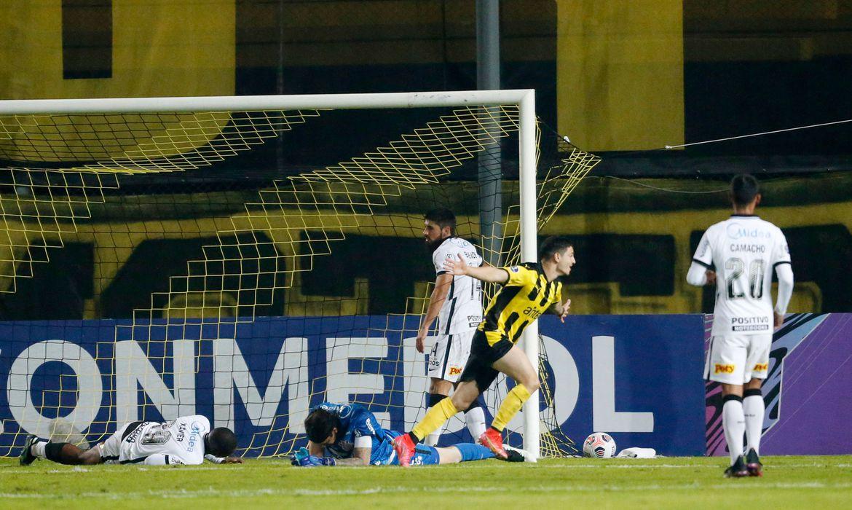 Corinthians, Penarol, Copa Sul-Americana