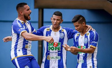 São Raimundo bate Manaus por 2 a 1 na Arena da Amazônia