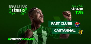 Fast Clube x Castanhal