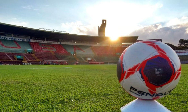 estádio canindé, portuguesa, série d