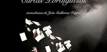 """""""Cartas Portuguesas"""", de João Guilherme Ripper"""