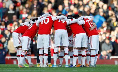 Arsenal, futebol Campeonato Inglês