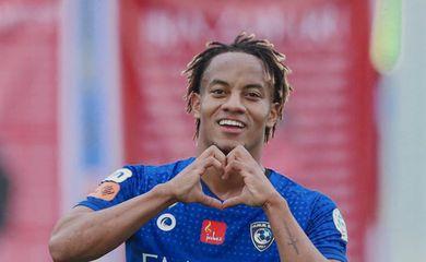 Carrillo é atacante do Al Hilal, da Arábia Saudita, e da Seleção Peruana