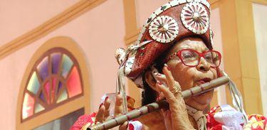 Conjunto de pífanos instrumental é uma tradição musical do Nordeste
