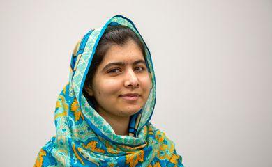 """Malala Yousafzai ganhou """"pela luta contra a opressão de crianças e jovens e pelo direito de todas as crianças à educação"""""""