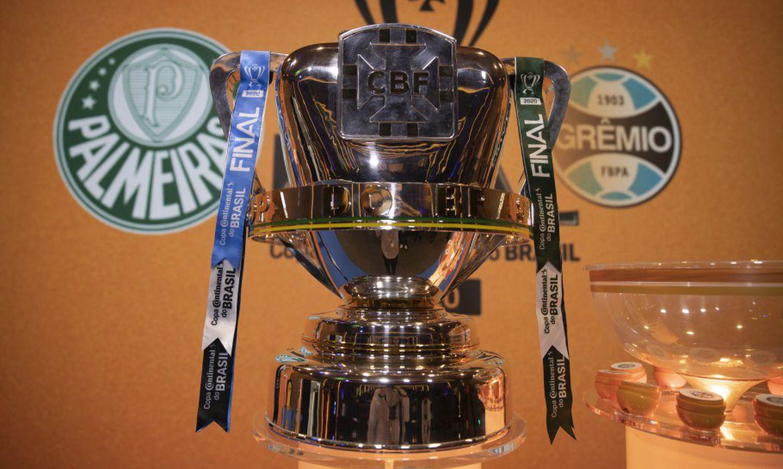 Copa do Brasil, taça, troféu