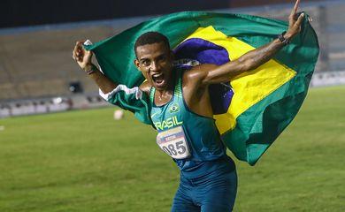 Daniel Nascimento, maratona