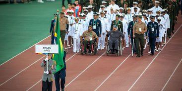 TV Brasil transmite Jogos Mundiais Militares