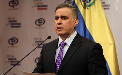 Procurador-geral da Venezuela, Tareq William Saab
