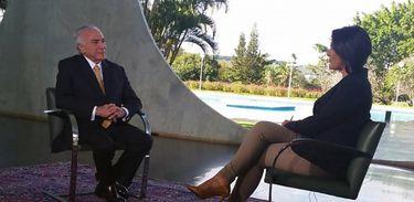 Nos Corredores do Poder entrevista Michel Temer