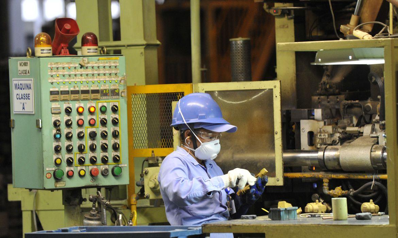 Indústria, Fábrica da Yamaha,peças de motocicletas Yamaha,  fábrica