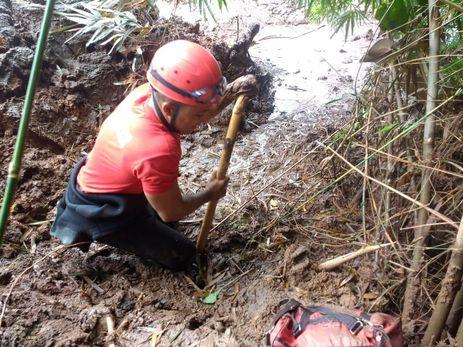 rompimento de barragem em Brumadinho, buscas