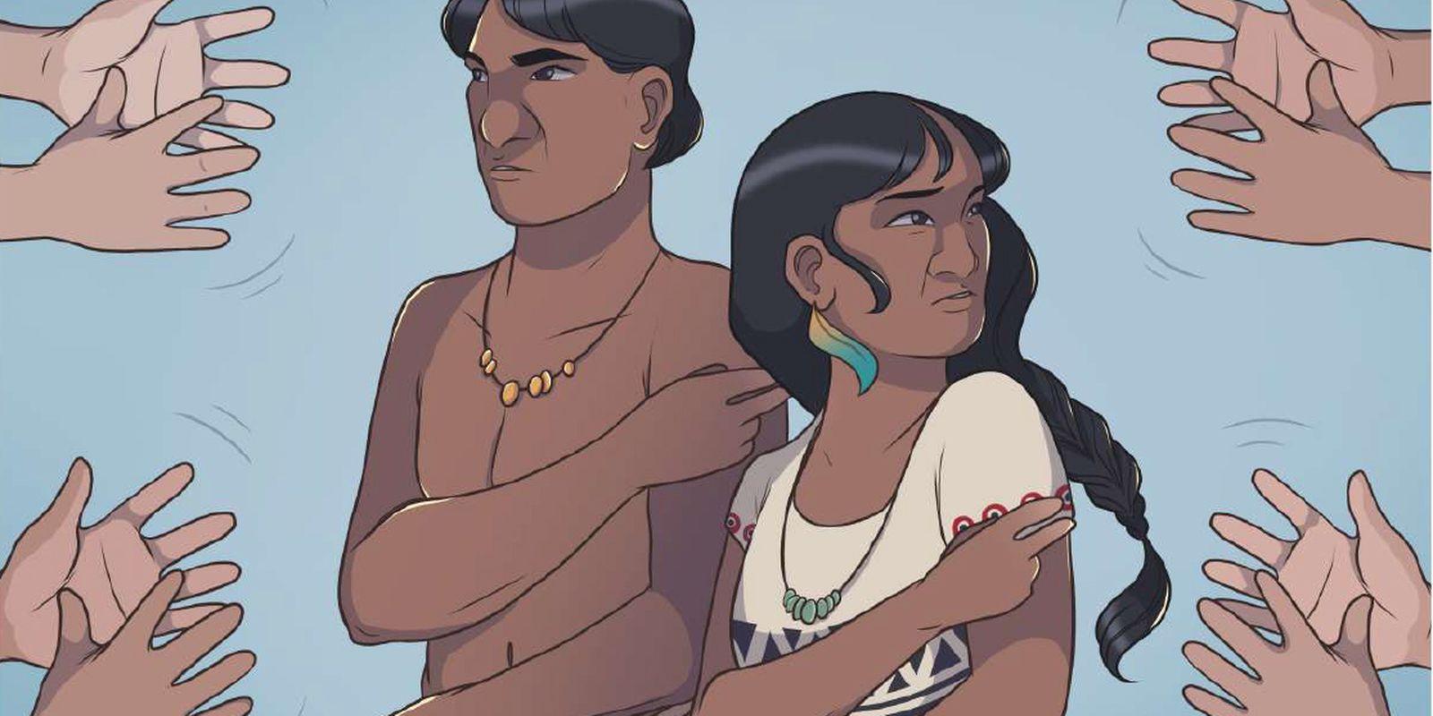 HQ Língua Indígena de Sinais
