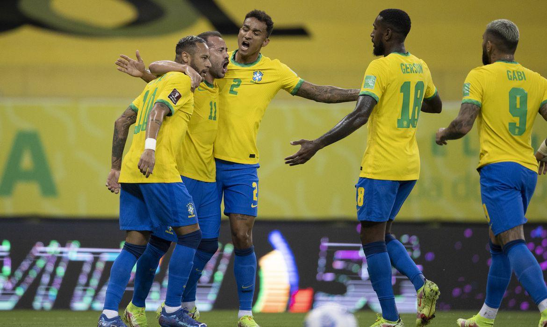 seleção brasileira, eliminatórias, peru, futebol