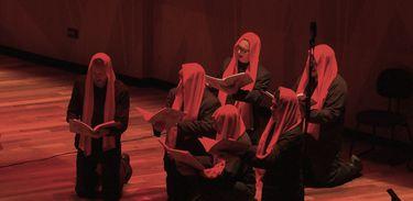 Partituras exibe a segunda parte da Ópera Theodora