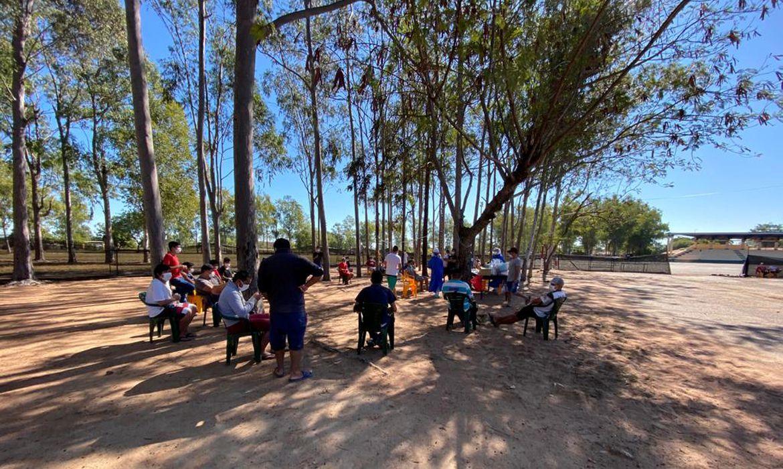 Paraguai entra na terceira fase da flexibilização