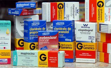 Remédios genéricos