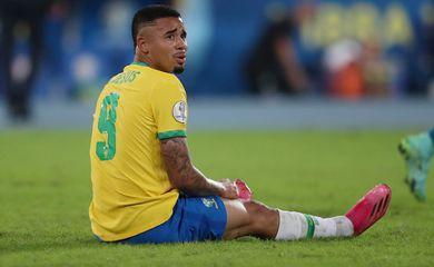 gabriel jesus, seleção brasileira, brasil