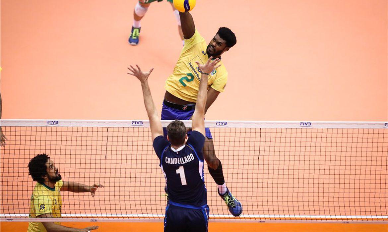 Brasil na Copa do Mundo de Vôlei, no Japão