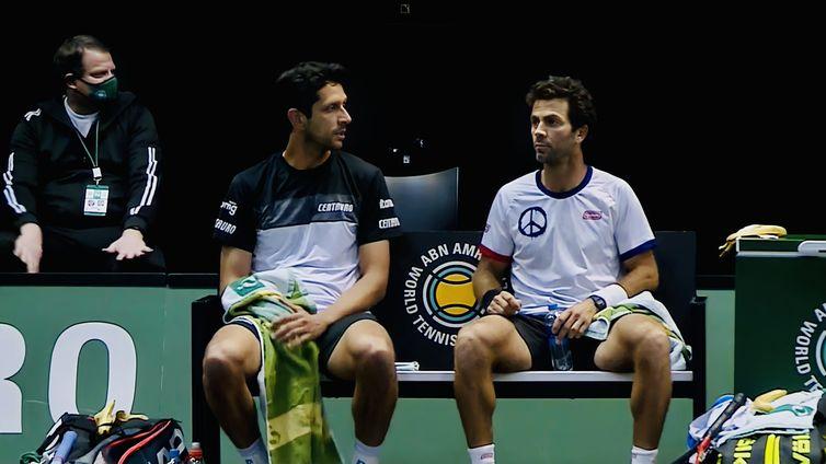 Marcelo Melo e Jean-Julien Rojer perdem na estreia do Torneio ATP de Cagliari - Itália