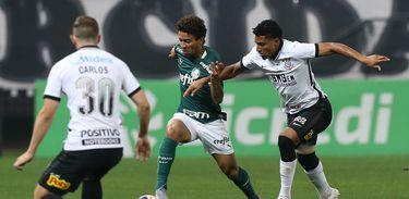 Corinthians 0 x 0 Palmeiras