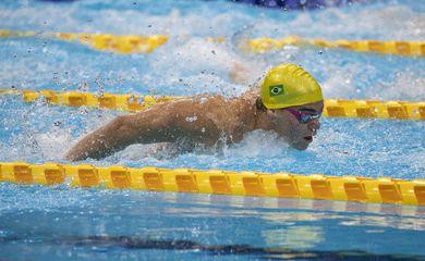 gabriel bandeira, natação, tóquio 2020, paralimpíada