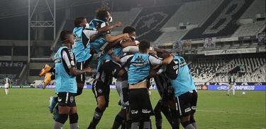Botafogo 2 x 1 Palmeiras