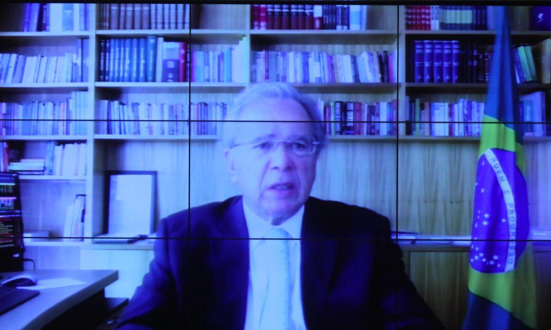 01/06/2021 - Comissão de Educação (CE),Reunião com a presença do Ministro da Economia, Paulo Guedes