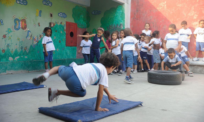 Escola pública Ciep Pablo Neruda