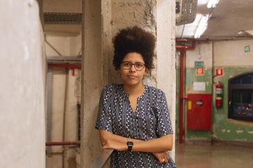 Premiada diretora e produtora de cinema Yasmin Thayná