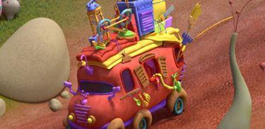 Godofredo: Lá vem o caminhãozinho cheio de traquitanas
