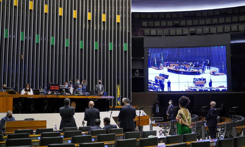 Plenário da Câmara dos Deputados - Sessão Extraordinária Deliberativa